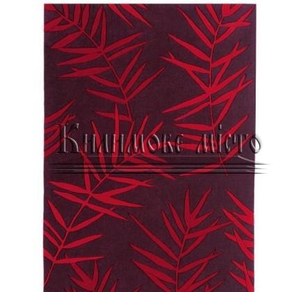 Акриловый ковер  Eden Palm Red ED 5 - высокое качество по лучшей цене в Украине.