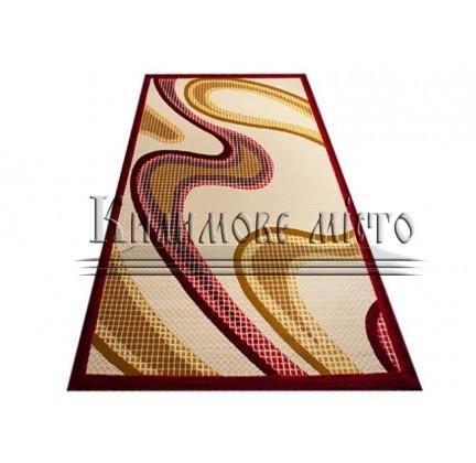 Акриловый ковер Exclusive 0395 red - высокое качество по лучшей цене в Украине.