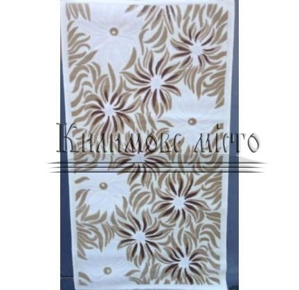 Акриловый ковер Simirna Gurteks 24 , CREAM BROWN - высокое качество по лучшей цене в Украине.