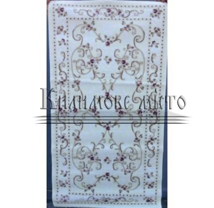 Акриловый ковер Simirna Gurteks 31 , CREAM - высокое качество по лучшей цене в Украине.