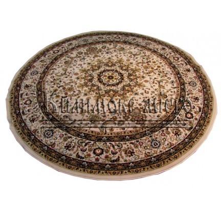 Акриловый ковер Sultan 0217 ivory-ivory - высокое качество по лучшей цене в Украине.