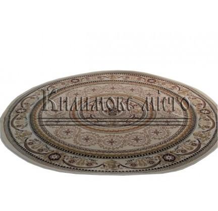 Акриловый ковер Sultan 0285 ivory-ivory - высокое качество по лучшей цене в Украине.
