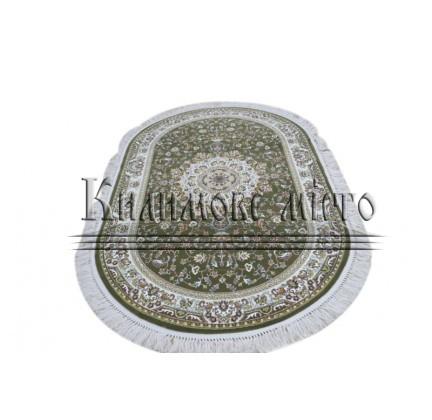 Акриловый ковер SULTAN 20027C GREEN-GREEN - высокое качество по лучшей цене в Украине.