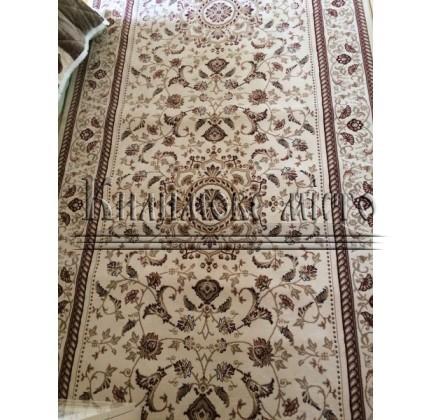 Высокоплотная ковровая дорожка Buhara  396 , CREAM - высокое качество по лучшей цене в Украине.