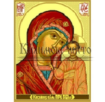 Килим Ікона 974 - высокое качество по лучшей цене в Украине.