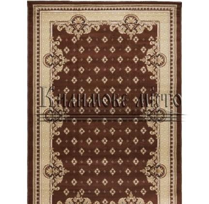 Синтетичний килим Almira 2356 Choko-Hardal - высокое качество по лучшей цене в Украине.