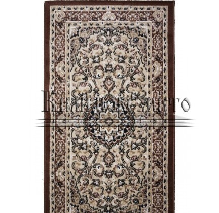 Synthetic carpet Almira 2823 Cream-Choko - высокое качество по лучшей цене в Украине.