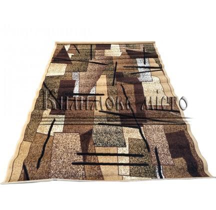 Синтетичний килим Amber 0089A KAHVE/BEJ - высокое качество по лучшей цене в Украине.