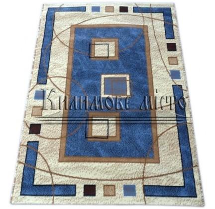 Синтетичний килим Amber 0459A mavi-mavi - высокое качество по лучшей цене в Украине.