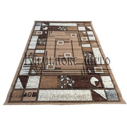 Синтетичний килим Amber 3002B KEMIK/BEJ - высокое качество по лучшей цене в Украине.