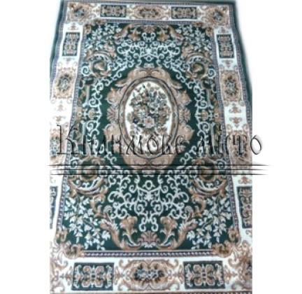 Синтетичний килим Amber 3584B kemik-k.yesil - высокое качество по лучшей цене в Украине.