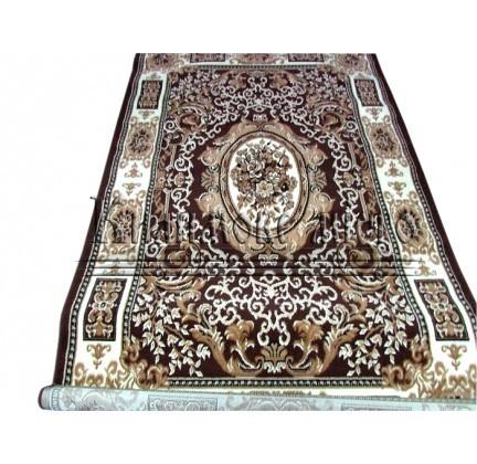 Синтетичний килим Amber 3584B kemik-kahve - высокое качество по лучшей цене в Украине.