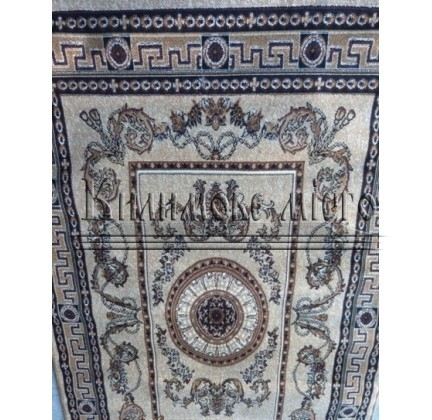 Синтетичний килим Amber 0081A HARDAL/BEJ - высокое качество по лучшей цене в Украине.