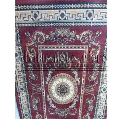 Синтетичний килим Amber 0081A HARDAL/BORDO - высокое качество по лучшей цене в Украине.