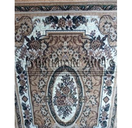 Синтетичний килим Amber 0165A KEMIK/BEJ - высокое качество по лучшей цене в Украине.