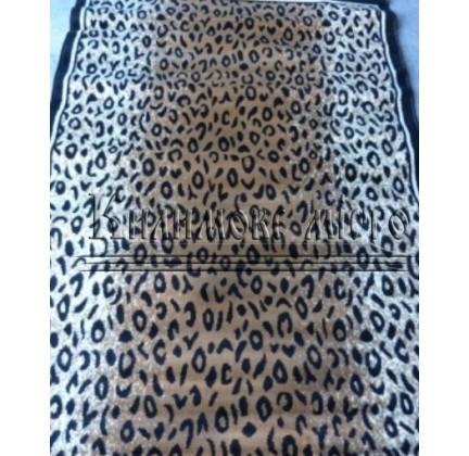 Синтетичний килим Amber 0224A KEMIK / SIYAH - высокое качество по лучшей цене в Украине.