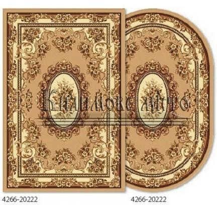 Синтетичний килим Andrea 4266-20222 - высокое качество по лучшей цене в Украине.