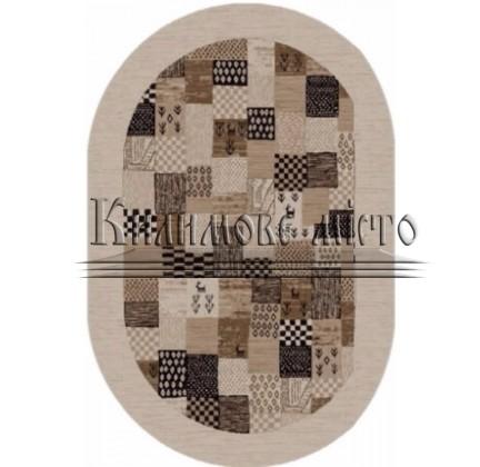 Синтетический ковер Choco 1731-12 - высокое качество по лучшей цене в Украине.