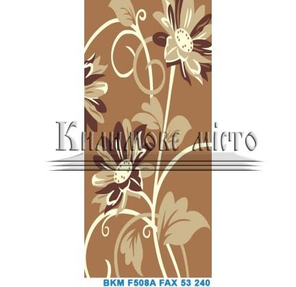 Синтетический ковер Club F508A l.brown-cream - высокое качество по лучшей цене в Украине.