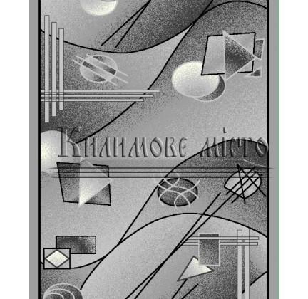 Синтетический ковер Selena 347 , BLACK - высокое качество по лучшей цене в Украине.