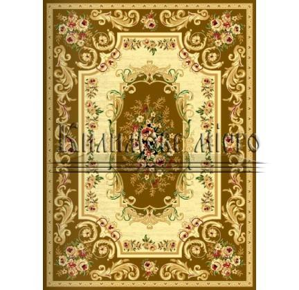 Синтетический ковер Selena 349 , BROWN - высокое качество по лучшей цене в Украине.