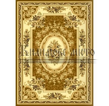 Синтетический ковер Selena 2239 , BROWN - высокое качество по лучшей цене в Украине.