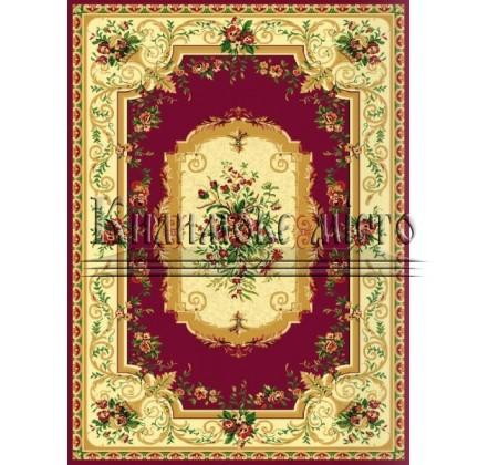 Синтетический ковер Selena 3062 , RED - высокое качество по лучшей цене в Украине.