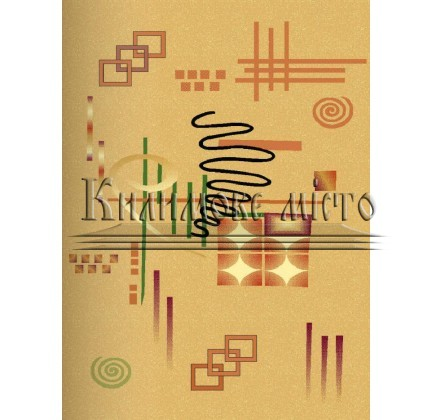 Синтетический ковер Selena 3068 , BEIGE - высокое качество по лучшей цене в Украине.