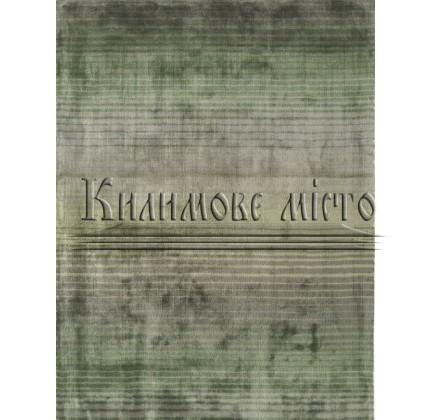 Ковер из вискозы Holborn Stripe Green - высокое качество по лучшей цене в Украине.