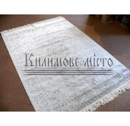 Ковер из вискозы Imperial 84283 silver - высокое качество по лучшей цене в Украине.