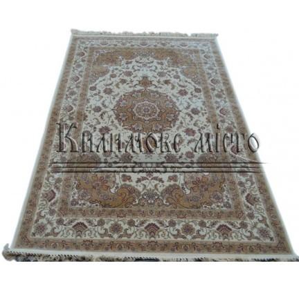 Viscose carpet Izumrud 2M003 ivory - высокое качество по лучшей цене в Украине.