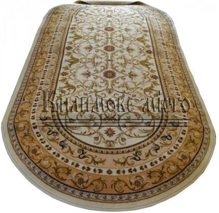 Шерстяний килим Floare-Carpet Ermitage 265-1148 - высокое качество по лучшей цене в Украине.