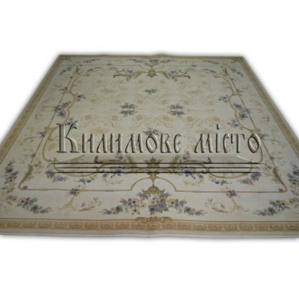 Шерстяний килим Floare-Carpet 315-121 Rocaille - высокое качество по лучшей цене в Украине.