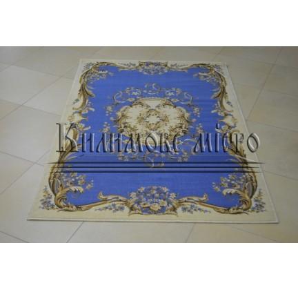 Шерстяний килим Floare-Carpet DIN LINA 062-4544 - высокое качество по лучшей цене в Украине.