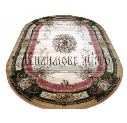 Шерстяний килим Floare-Carpet Soir 151-1567 - высокое качество по лучшей цене в Украине.
