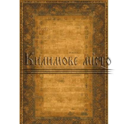 Шерстяной ковер Polonia Pamuk Koniak - высокое качество по лучшей цене в Украине.