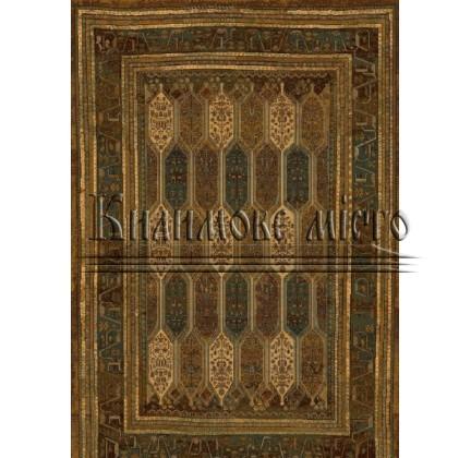Шерстяной ковер Polonia Sarand Koniak - высокое качество по лучшей цене в Украине.