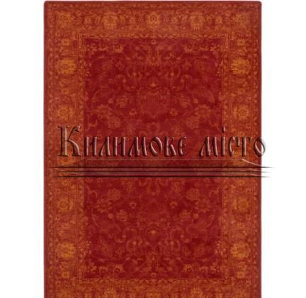 Шерстяной ковер Polonia Seray Red - высокое качество по лучшей цене в Украине.