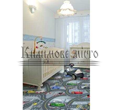 Детский ковролин World of Cars 97 - высокое качество по лучшей цене в Украине.