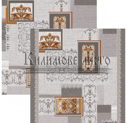 Ковролин с рисунком p1112-54 Рулон - высокое качество по лучшей цене в Украине.