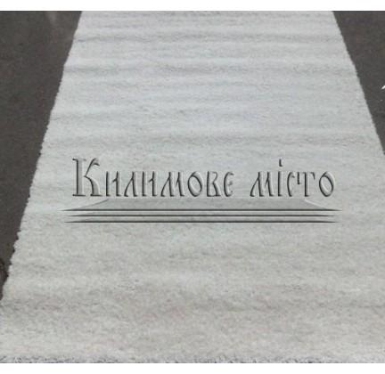 Высоковорсный ковролин Shaggy Delux White - высокое качество по лучшей цене в Украине.