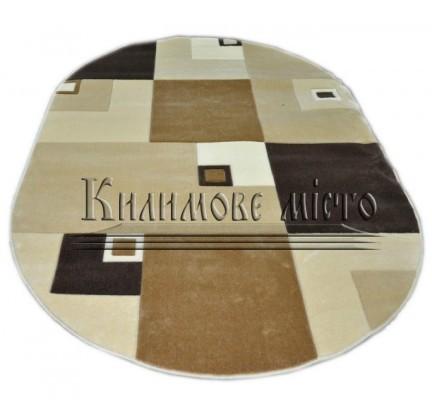 Акриловый ковер Atlanta (Tufty Trendy) 0030JO Kahve - высокое качество по лучшей цене в Украине.