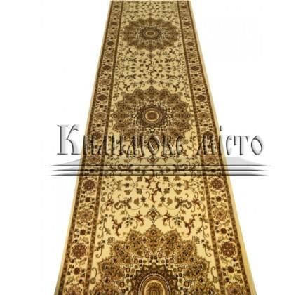 Высокоплотная ковровая дорожка Efes 0559 CREAM - высокое качество по лучшей цене в Украине.
