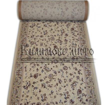 Высокоплотная ковровая дорожка Esfehan 4904A ivory-l.beige - высокое качество по лучшей цене в Украине.