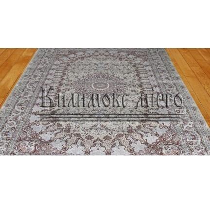 Высокоплотная ковровая дорожка Esfahan 4996A l.beige-ivory - высокое качество по лучшей цене в Украине.