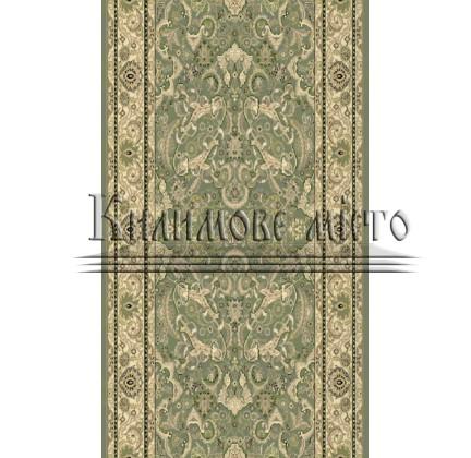 Высокоплотная ковровая дорожка Oriental 3416 , GREEN - высокое качество по лучшей цене в Украине.