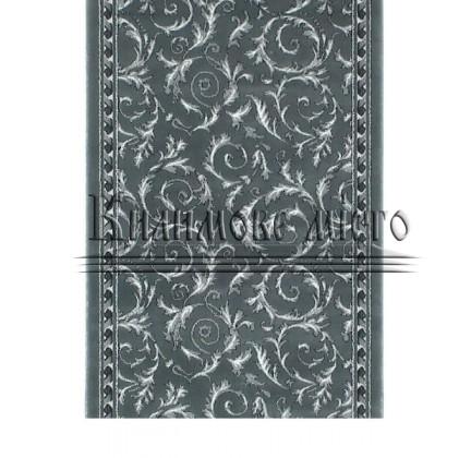 Высокоплотная ковровая дорожка Safir 0001 gri - высокое качество по лучшей цене в Украине.