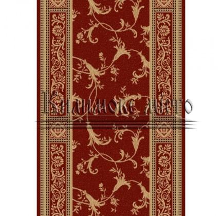 Кремлевская ковровая дорожка Selena / Lotos 522-221 red - высокое качество по лучшей цене в Украине.