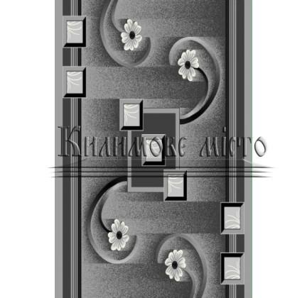 Синтетическая ковровая дорожка Agora 1132 , GREY - высокое качество по лучшей цене в Украине.