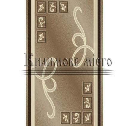 Синтетическая ковровая дорожка Agora 1184 , SAND - высокое качество по лучшей цене в Украине.